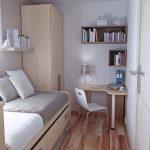 urządzenie małego pokoju